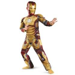 Iron Man 3 Mark 42 Classic Muscle Toddler / Child Costume